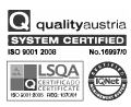 System certified